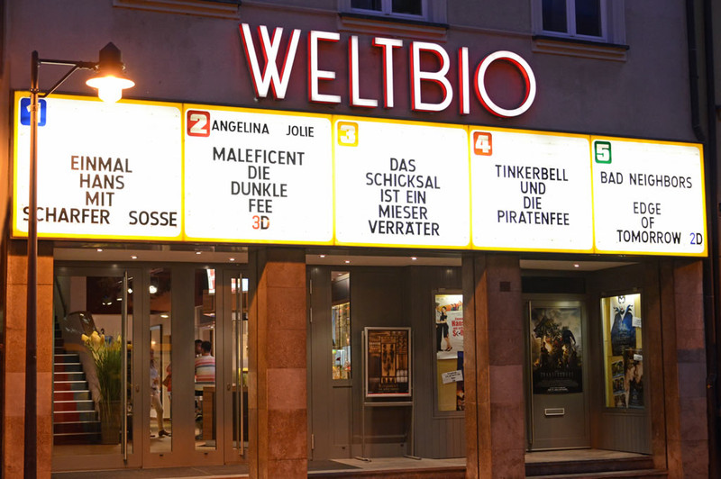 Kinoprogramm Schweinfurt